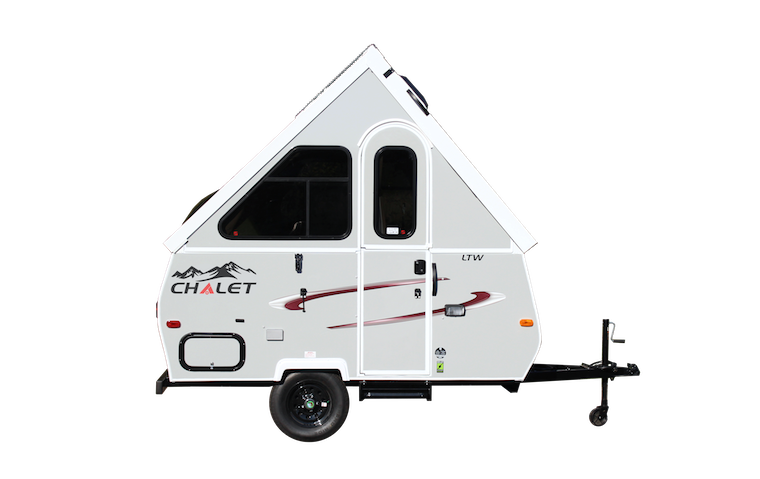 Home Chalet A Frame Campers